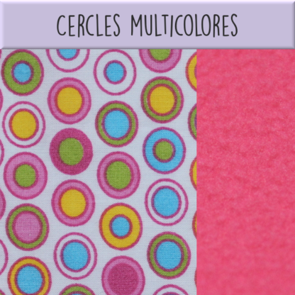 Cercles multicolores