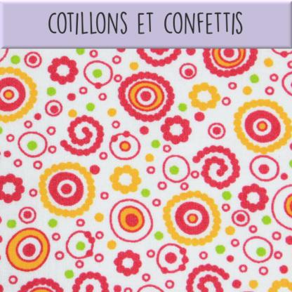 Coton Cotillons et confettis