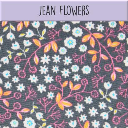 Coton Jean flowers
