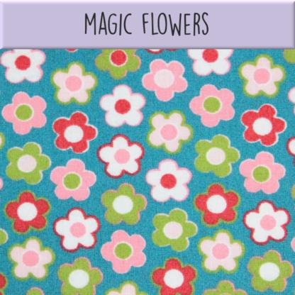 Coton Magic flowers