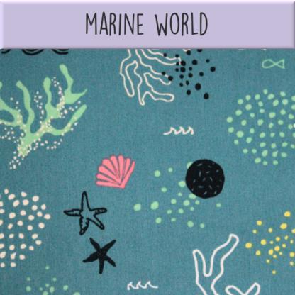 Coton Marine world
