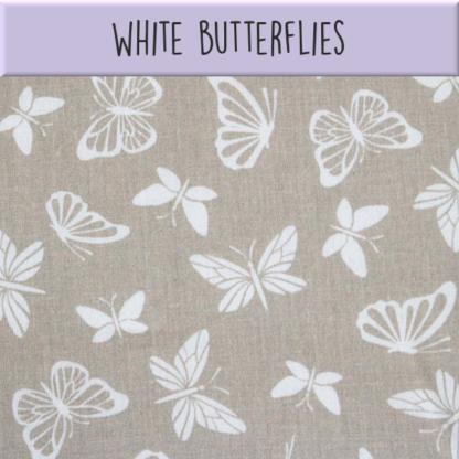 Coton White butterflies