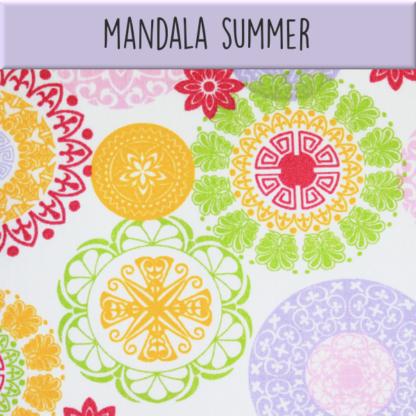 Coton Mandala summer