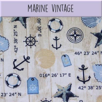 Coton Marine vintage