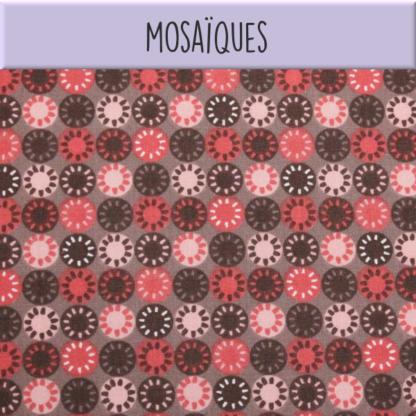 Coton Mosaiques