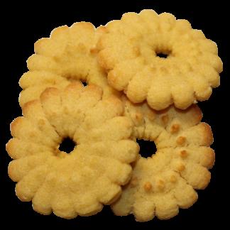 Biscuits à la bananes