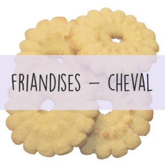 Friandises - Cheval