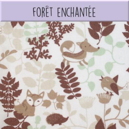 Coton Forêt enchantée