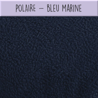 Polaire Bleu marine