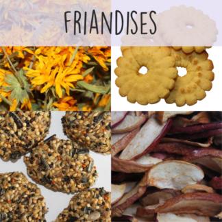 Friandises pour animaux
