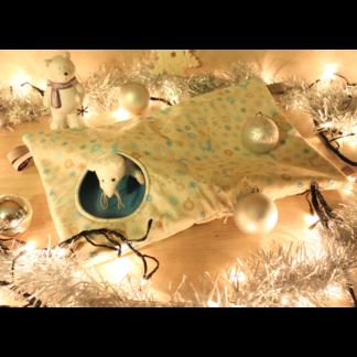 Hamac cache-cache rectangulaire - Christmas