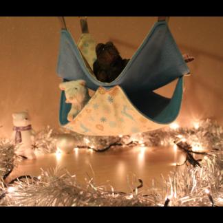 Hamac 2 étages Christmas