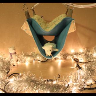 Hamac pont Christmas