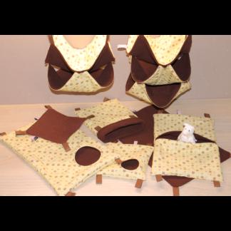 Panoplie « Piou piou chocolat »