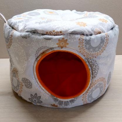 Dodo yourte - Mandala cuivré