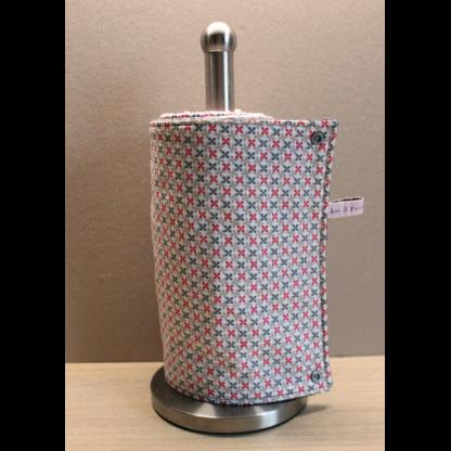 Rouleau d'essuie-tout lavable personnalisable