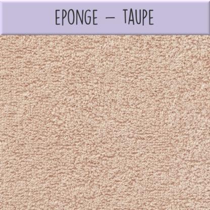 Eponge - Taupe