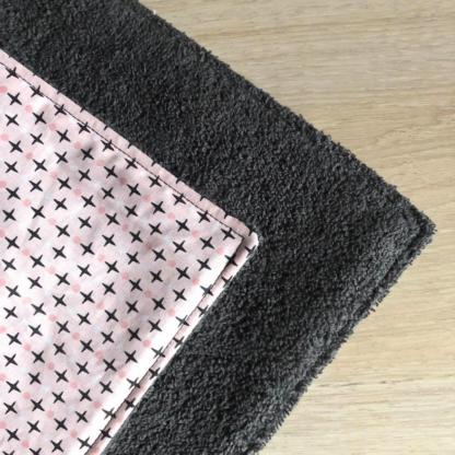 Esuie-tout lavable Pink Dots2