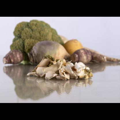 Légumes séchés pour octodons hamsters